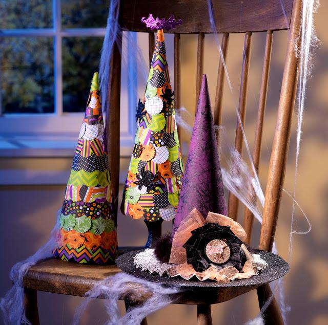 Halloween Paper Cones