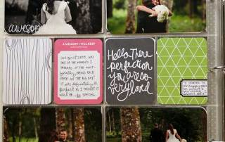 Wedding Album - Project Life