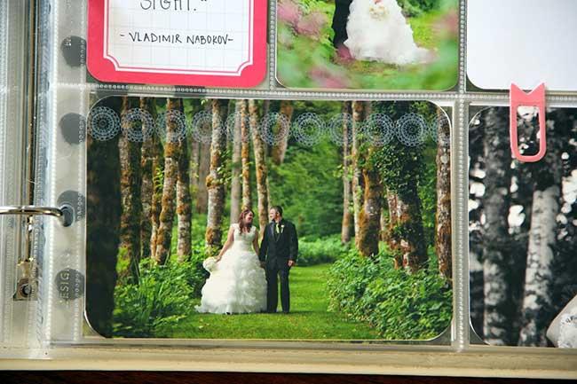 Wedding Album - Project Life