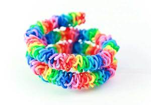 Wrap Rubber Band Bracelet