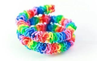 Wrap Rubber Band Bracelet