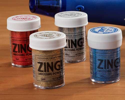 ZING! Embossing Powders