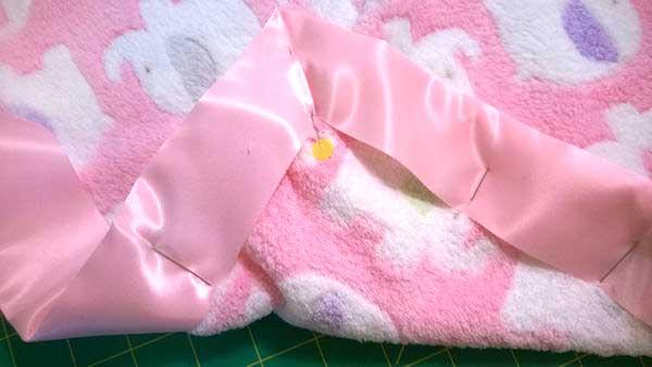 Baby Snuggle Blanket