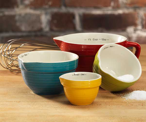 Measuring Cups Set of four