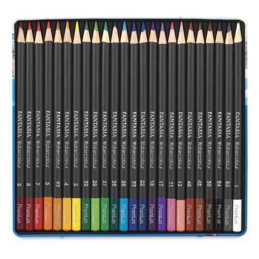 Fantasia Watercolor Pencil Sets at Craft Warehouse