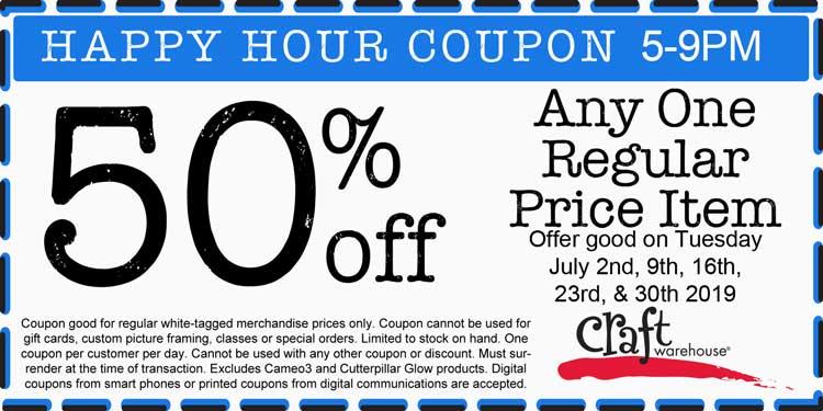 Happy Hour: Specials @ Craft Warehouse @ Gresham Station | Gresham | Oregon | United States