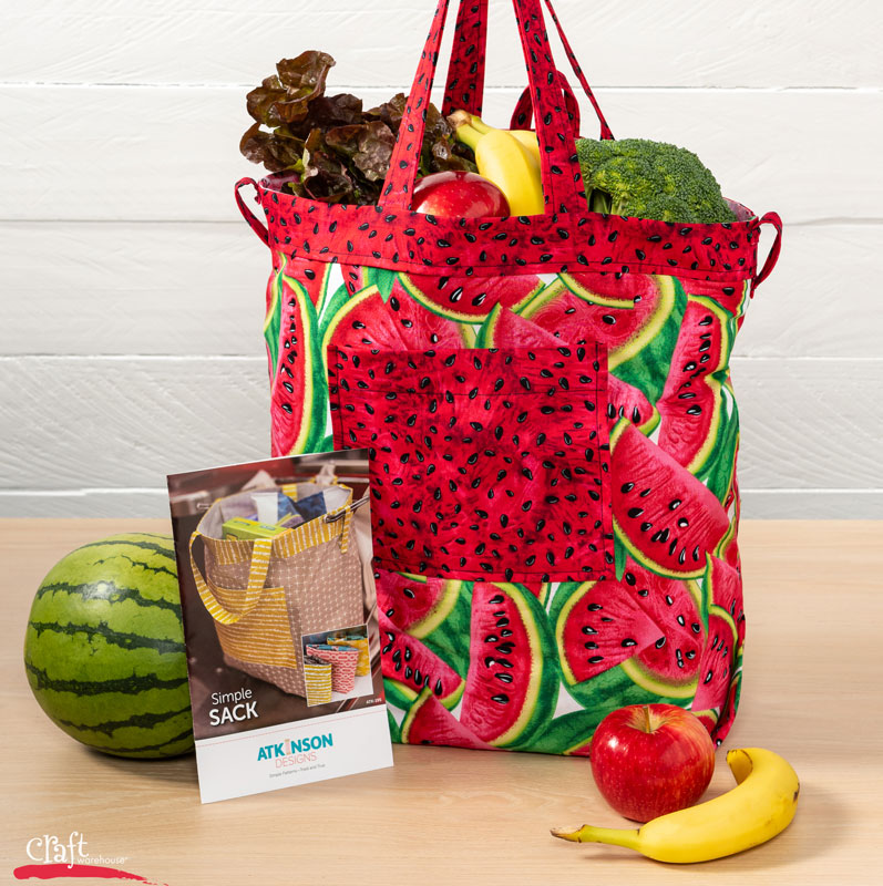 Atkinson Simple Grocery Sack Pattern