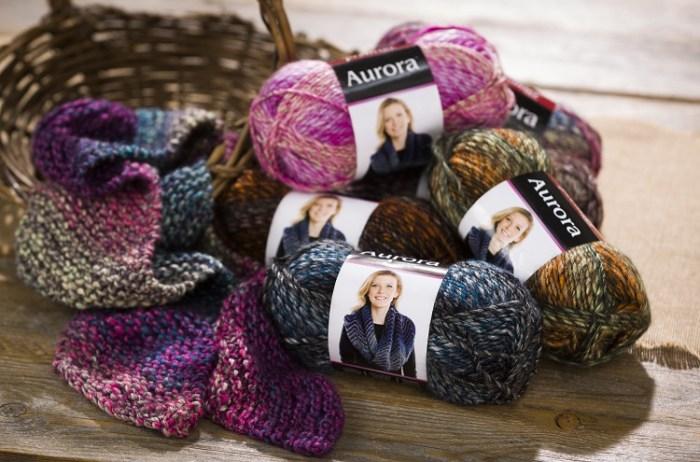 Buy Aurora Yarn at Craft Warehouse