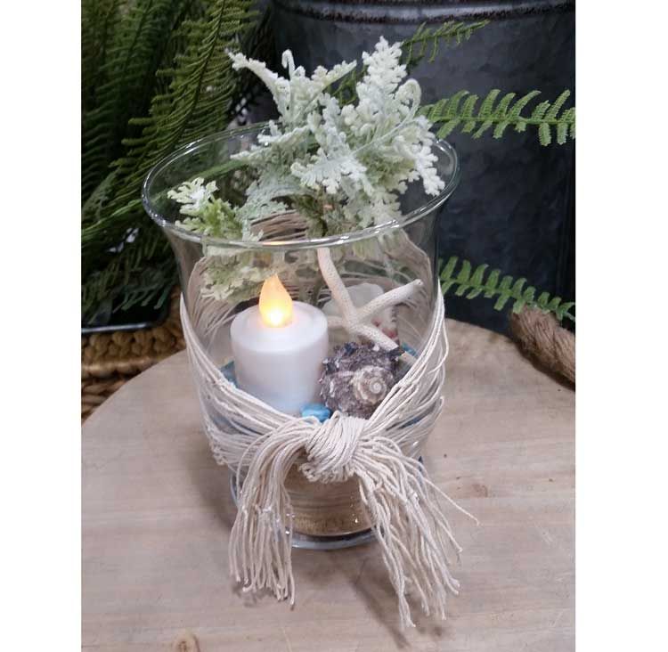 Beach Themed Centerpiece @ Hazel Dell Location | Vancouver | Washington | United States