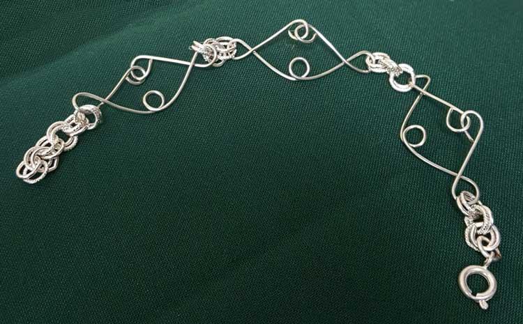 Wire Bracelet @ Meridian Location | Meridian | Idaho | United States