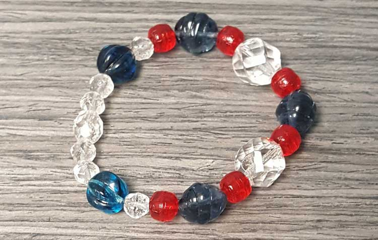 Beadtini Bar Stretch Bracelet @ Meridian Location | Meridian | Idaho | United States