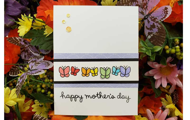 Butterfly Card @ Meridian Location   Meridian   Idaho   United States