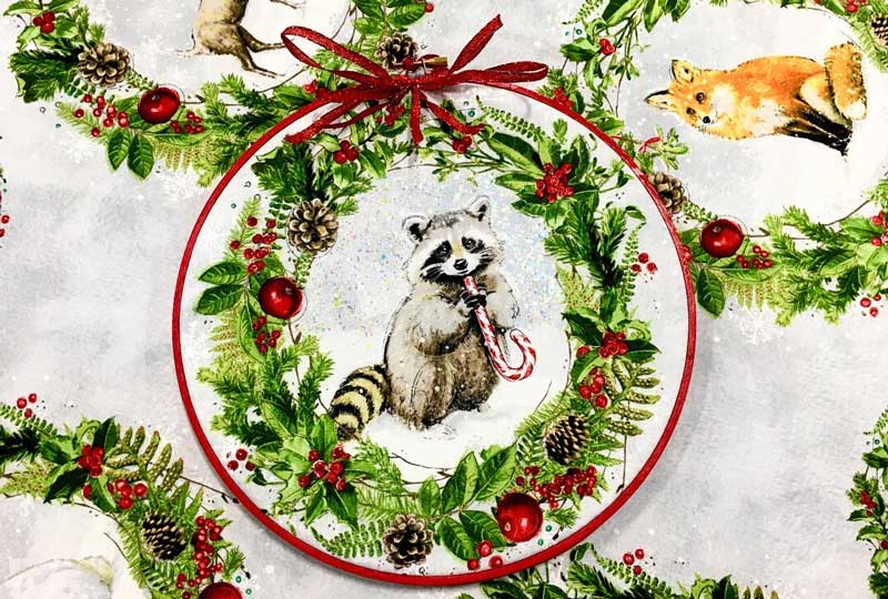 Christmas Animal Hoop @ Hazel Dell Locations | Vancouver | Washington | United States