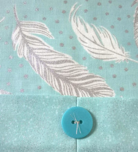 Fabric Spring Table Runner