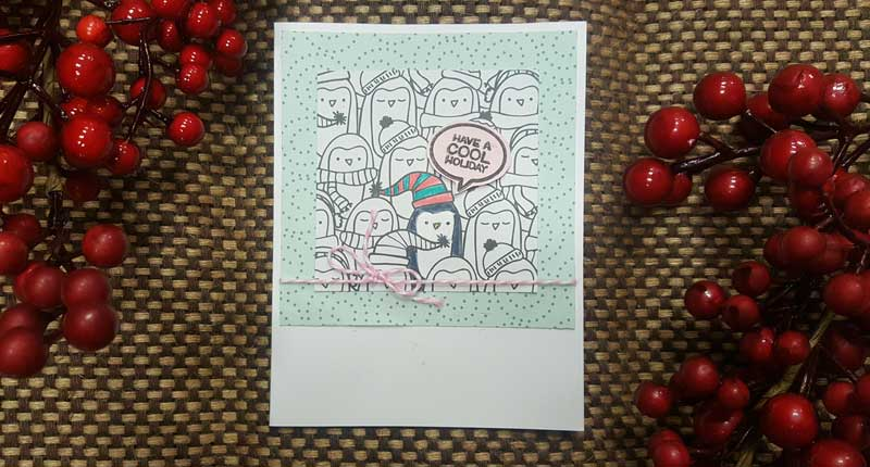 Cool Holiday Card @ Meridian Location | Meridian | Idaho | United States
