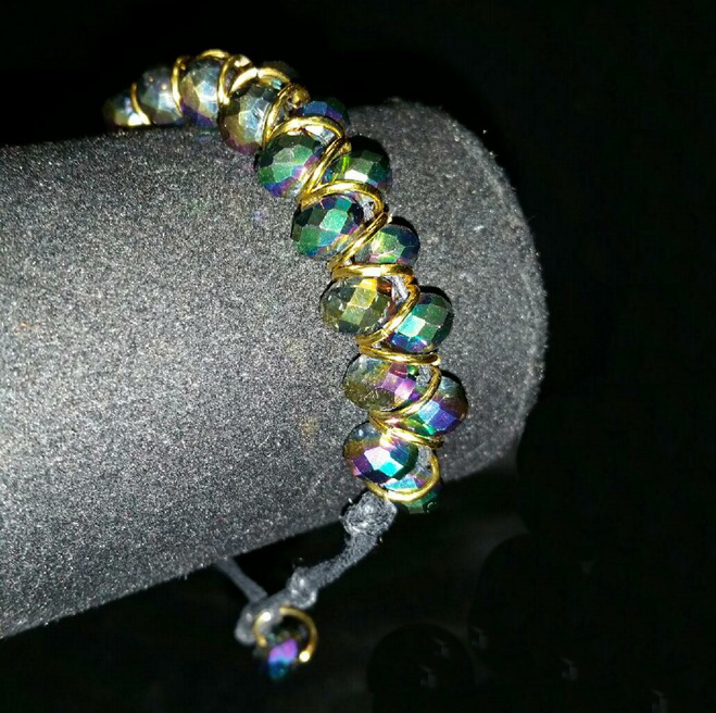 Zig Zag Crystal Bracelet @ Medford Location | Medford | Oregon | United States