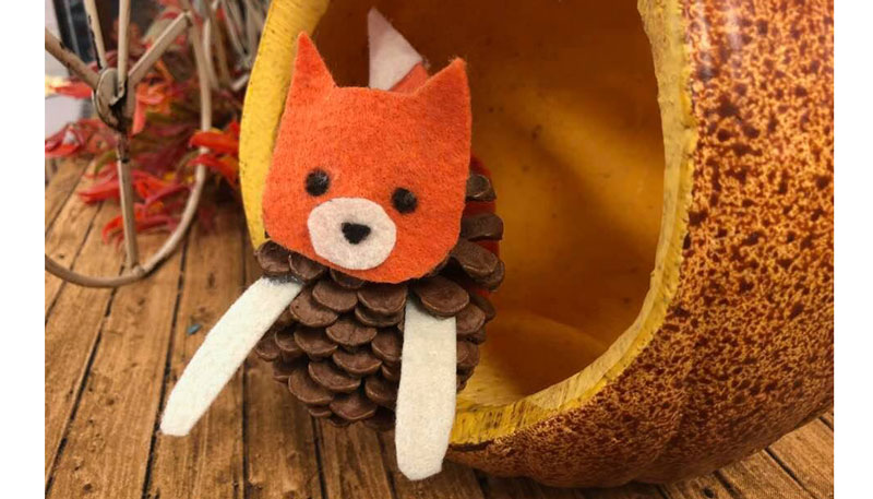 Fox Pinecone Buddy @ Medford Location | Medford | Oregon | United States