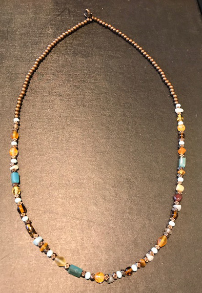 Happy hour boho necklace craft warehouse gresham station for Craft warehouse coupons 2017