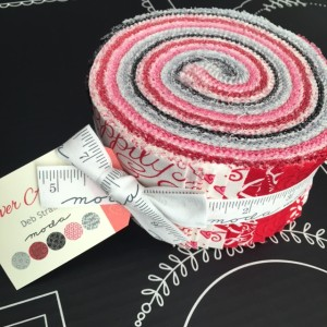 moda fabric jelly roll ever after