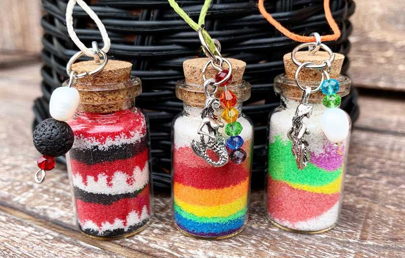 Rainbow Sands Bottle