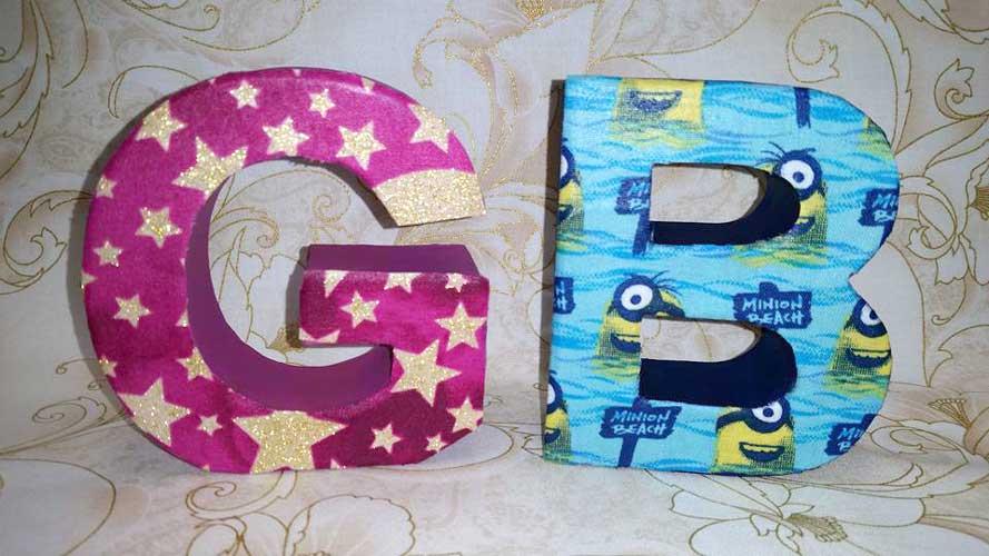 Paint a Letter