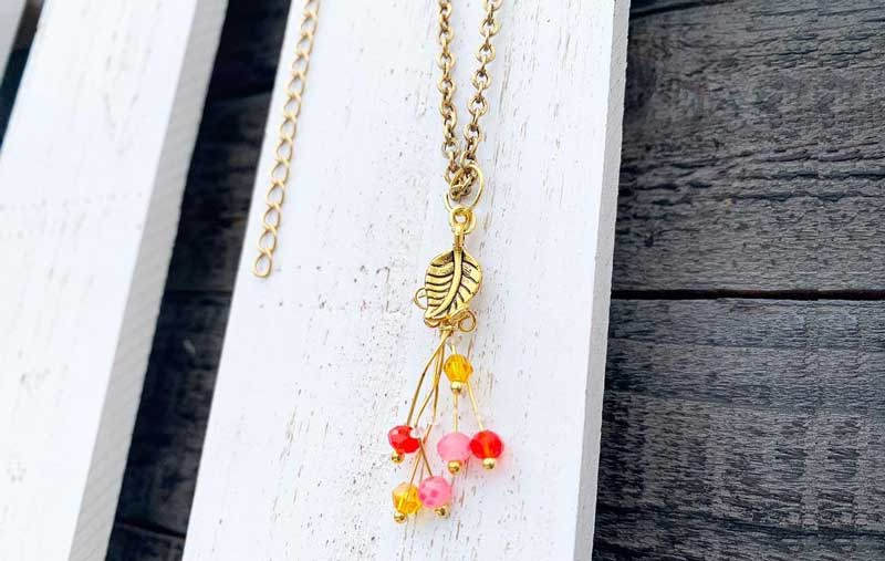 May Day Flower Necklace @ Hazel Dell Location | Vancouver | Washington | United States