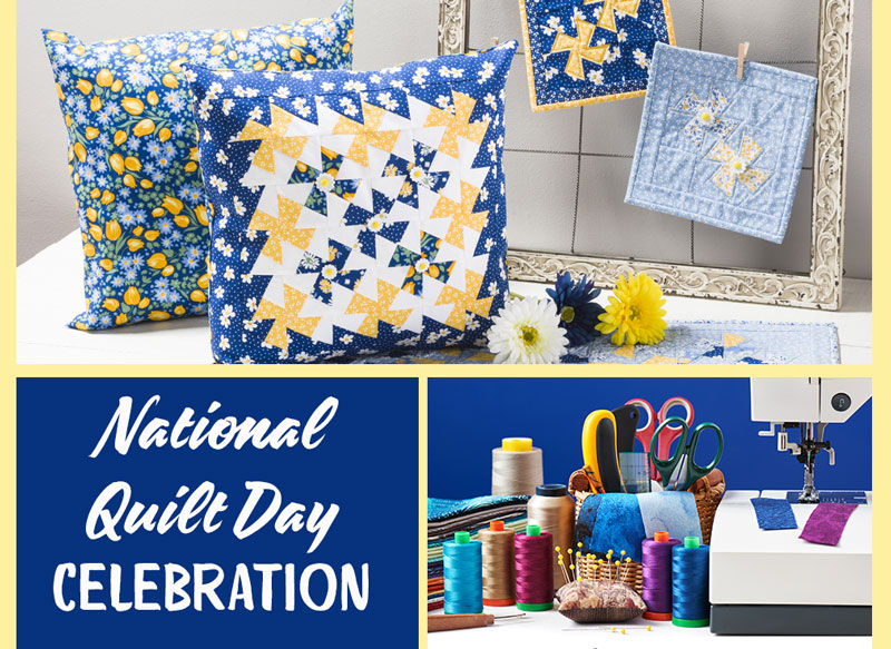 National Quilt Day Celebration