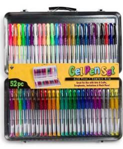 52ct Gel Pen Set