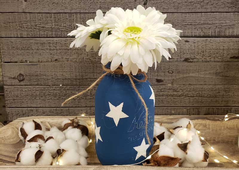 Patriotic Mason Jar @ Meridian Location | Meridian | Idaho | United States