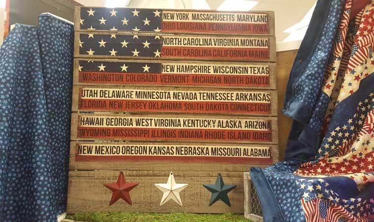 Patriotic Pallet @ Meridian Location | Meridian | Idaho | United States