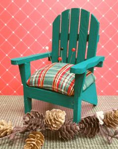 beach adirondack chair pin cushin sewing