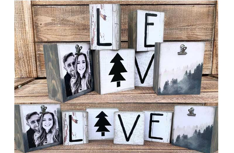 Thrifty Tuesday: Woodland Escape Photo Blocks @ Hazel Dell Location | Vancouver | Washington | United States