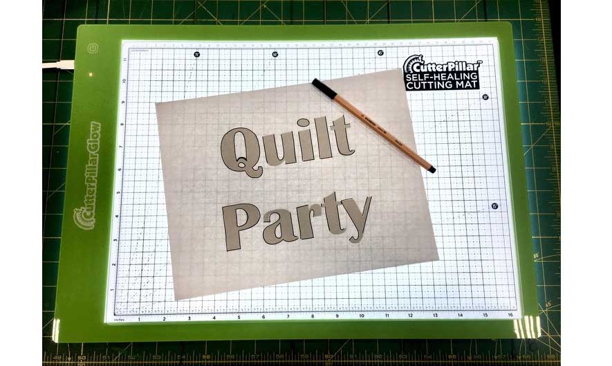Quilt Party