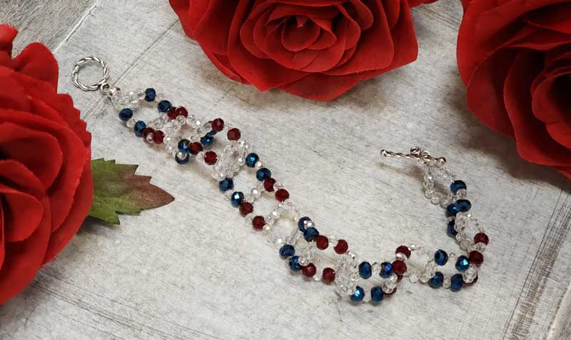 Red White & Blue Bracelet @ Meridian Location | Meridian | Idaho | United States
