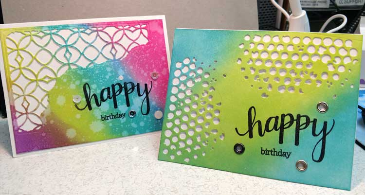 Blended Birthday Card @ Vancouver Location  | Vancouver | Washington | United States