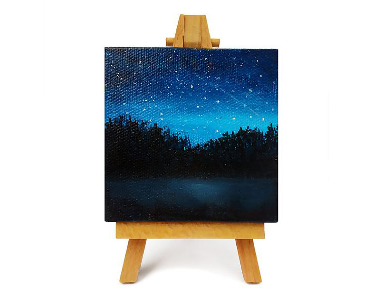 Starry Night Canvas @ Beaverton Location | Beaverton | Oregon | United States