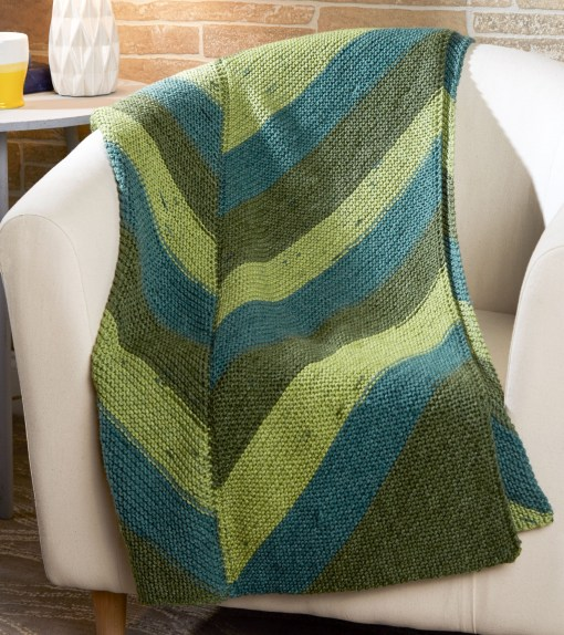 Sweet Roll Blanket by Premier Yarns available at Craft Warehouse