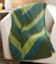 Sweet Roll Throw by Premier Yarns