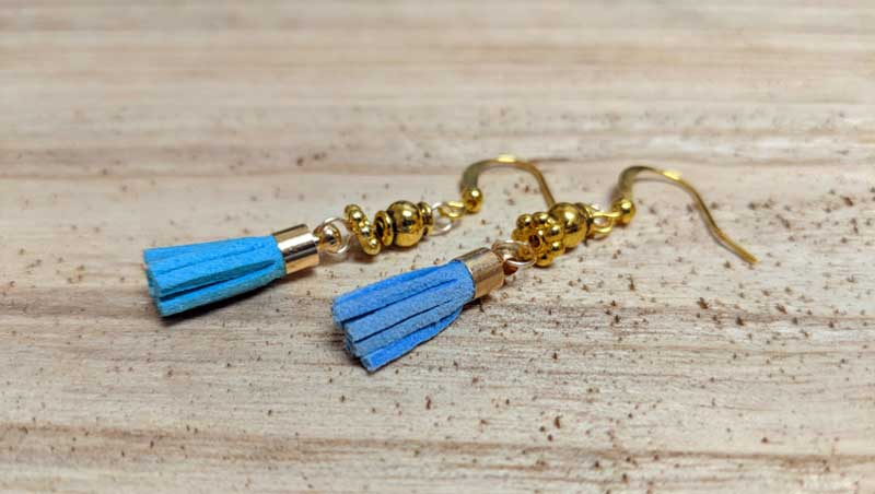 Happy Hour: Tassel Earrings @ Gresham Location | Gresham | Oregon | United States