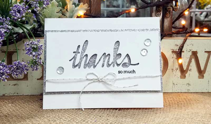 Thank You Card @ Gresham Location   Gresham   Oregon   United States