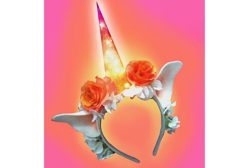 Unicorn Light-up Headband @ Beaverton Loation | Beaverton | Oregon | United States