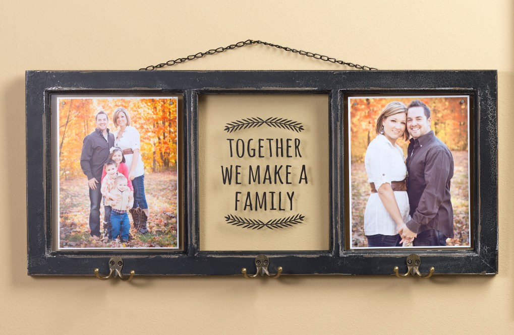 Triple Window Pane Photo Display | Craft Warehouse