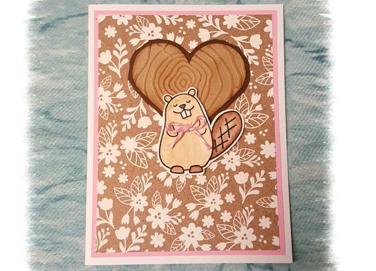 Wood You Be Mine? Valentine Card @ Meridian Location | Meridian | Idaho | United States