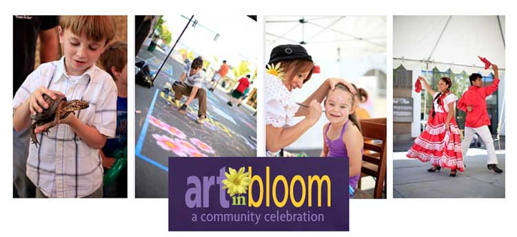Art In Bloom @ Downtown Vogel Plaza in Medford | Medford | Oregon | United States