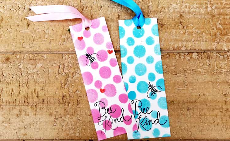 Kid's Craft Day - Back to School Bee Kind Bookmark @ Hazel Dell Location | Gresham | Oregon | United States