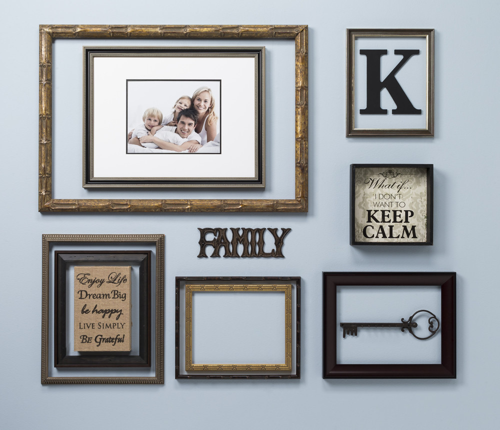 Open Back Frames Wall Display | Craft Warehouse