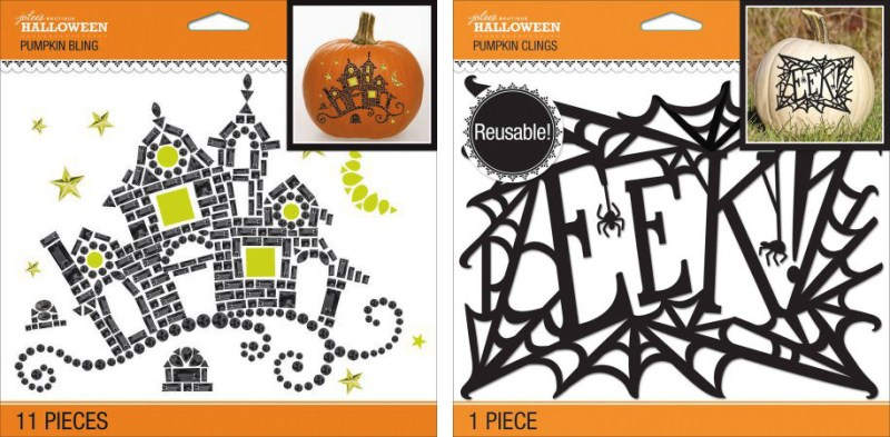 Halloween Bling from Jolee at Craft Warehouse