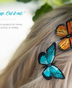 Butterfly Project you can make with the Cameo 3 at Craft Warehouse