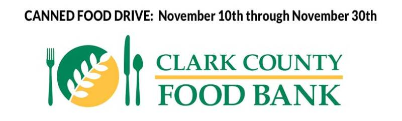 Canned Food Drive @ Vancouver Location | Vancouver | Washington | United States