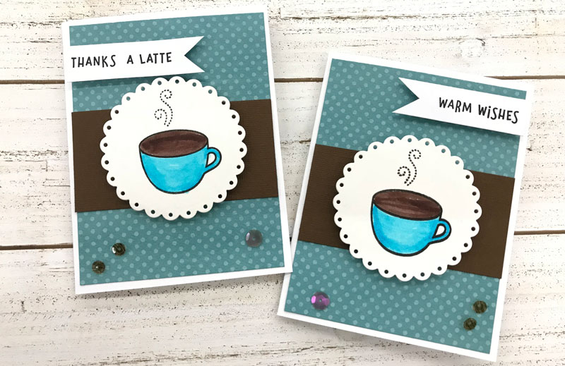Coffee Card Make & Take @ Vancouver Location | Vancouver | Washington | United States
